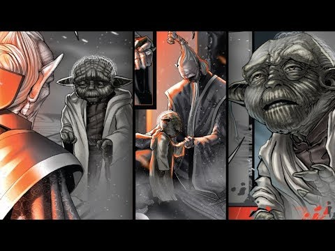 Why Yoda Killed his Best Friend During the Clone Wars [Legends] - Star Wars Explained