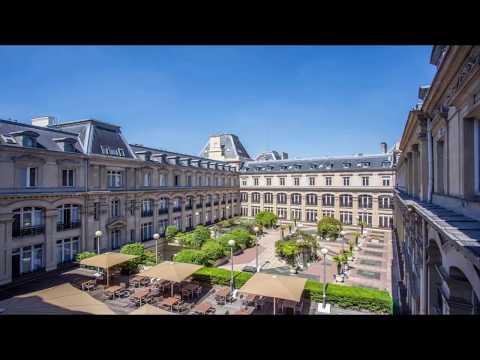 Crowne Plaza Paris République, 4 star hotels in paris, paris hotels