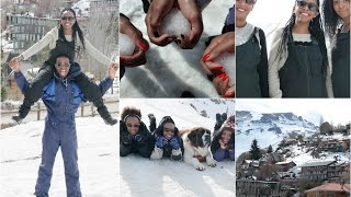 VLOG CHILE #3 - Um dia de Neve (Estação de Ski Farellones)
