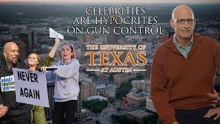 Celebrity Hypocrisy On Gun Control