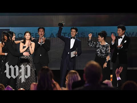 Highlights From The 2020 SAG Awards