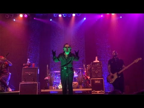 The Damned in Dallas 2017