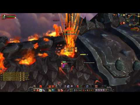 Spine of Deathwing Solo ( 7.2.5 )