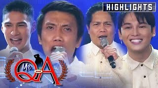 Meet the Mr. Q and A Celebrity Candidates | It's Showtime Mr. Q and A