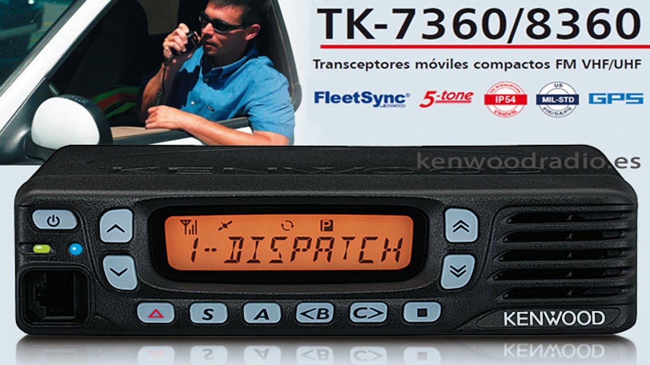 инструкция kenwood tm261a