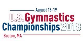 2018 U.S. Gymnastics Championships - Junior Men - Day 2