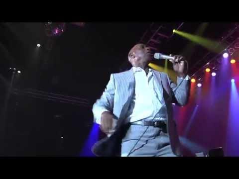 2013 Men of Soul concert, Jeffrey Osborne sings LTD