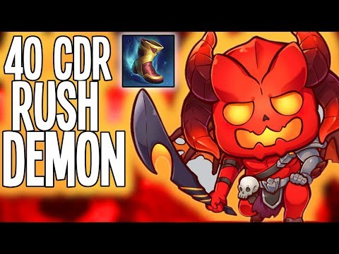 AOV: NEW CDR MALOCH BUILD IS UNSTOPPABLE! | Arena of Valor Maloch Build Gameplay(rov)