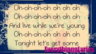 One Direction - Live While We're Young Lyrics Mp3