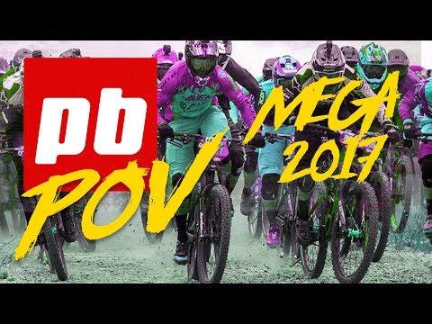 Megavalanche FINALS GoPro POV 2017