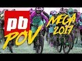 watch he video of Megavalanche FINALS GoPro POV 2017