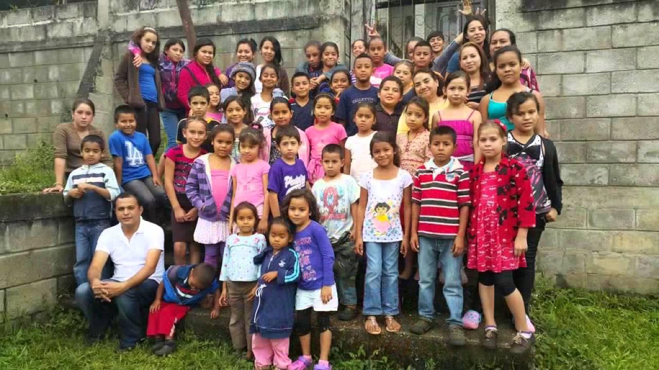 HONDURAS FUTBOL infantil 2016 - YouTube
