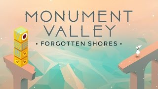 Official Monument Valley: Forgotten Shores (by ustwo™) Launch Trailer (iOS / Android / Amazon)