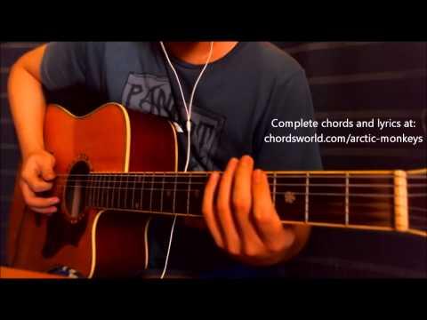 Arabella Chords by Arctic Monkeys - How To Play - chordsworld.com