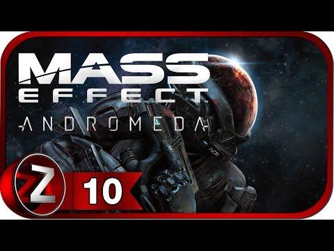 Mass Effect: Andromeda Прохождение на русском #10 - Свободу пленнику [FullHD|PC]