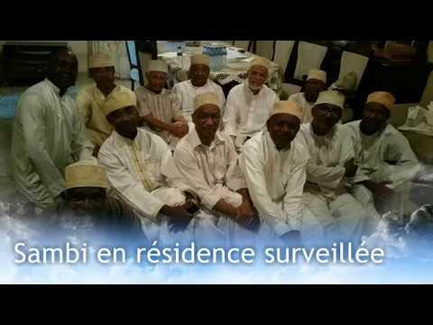 Comores/ Sambi en résidence surveillée avec députés de l'opposition