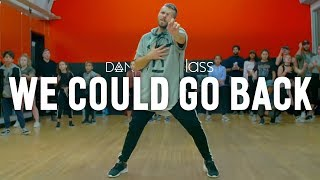 Jonas Blue ft. Moelogo - We Could Go Back | Cedric Botelho Choreography | DanceOn Class