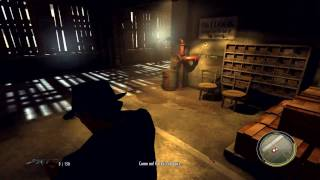 Mafia 2 / Mafia II PC Demo HD Steam - Full Mission Gameplay