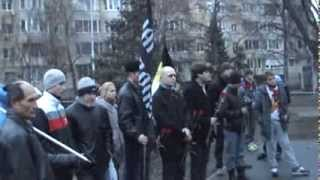 Митинг памяти жертв волгоградского теракта в Саратове
