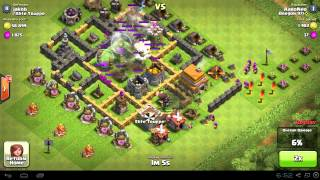 BEST Town Hall Level 5 (TH5) Raiding Attack Strategy (1400+ Trophies) Clash of Clans - Part 3