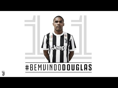 """Douglas Costa: """"Delighted to be a Juventus player"""""""