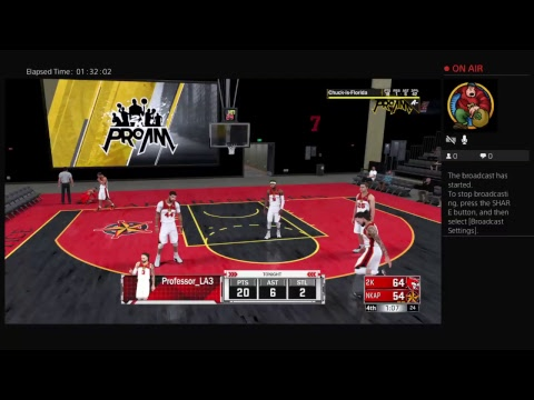 Chuck-is-Florida's Live PS4 Broadcast