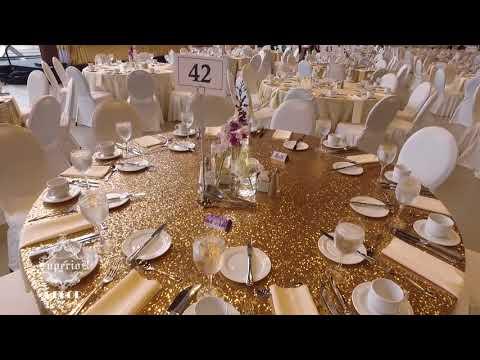 best wedding decor 2017 TELUS CONVENTION CENTER CALGARY