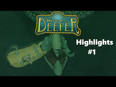 We Need To Go Deeper -stream highlights- / What an oceantastic game. |