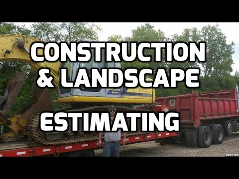 Construction Management and Estimating