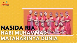 Nasida Ria - Nabi Muhammad Mataharinya Dunia (Official Music Video)