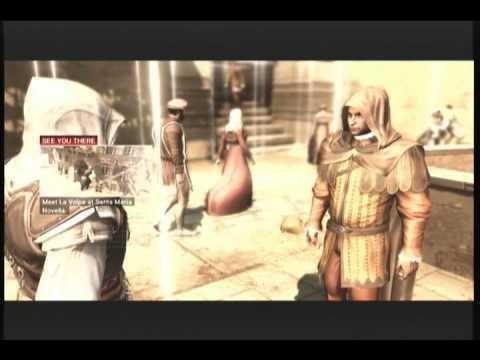 Assassin's Creed 2 Walkthrough Episode 23: The Fox
