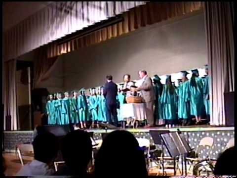 Iroquois Community School Graduation 1999