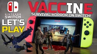Resident Evil Clone On Switch? Let's Play VACCINE On Nintendo Switch thumbnail