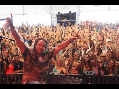 Mighty Mystic Live at Newport Waterfront Reggae Fest 2014