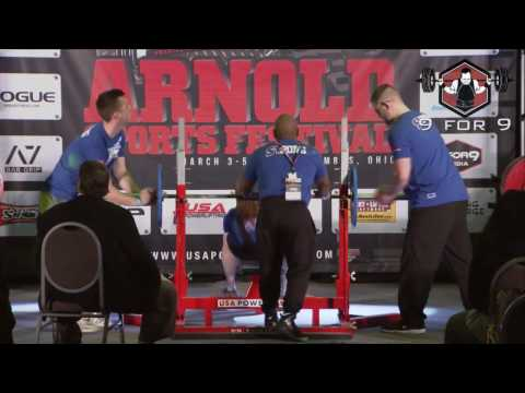 NextLifter Ohio Classic at 2017 Arnold Sports Festival