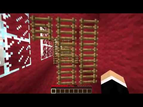 TROLLING THE SNOWMAN   Minecraft Red vs Blue Parkour w  Baki