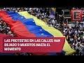 Imagen De Impacto: Crisis Política En Venezuela