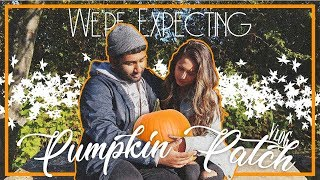 We're Expecting! Pumpkin Patch VLOG | Day 60