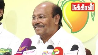 '6 Zeros' Ramadoss funny speech about VIJAYAKANTH team | After Election result