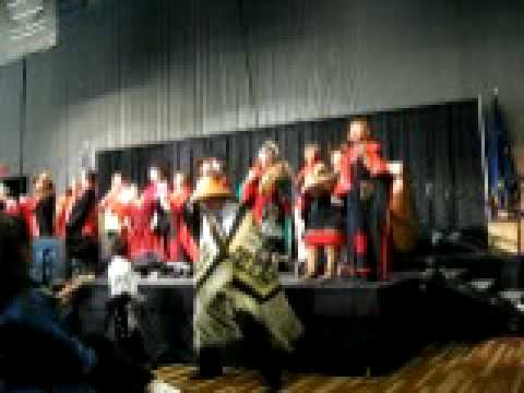Tlingit Invitational Dance to other Tribes