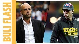BVB-Trainer Peter Bosz zu Dembélé und dem Saisonstart