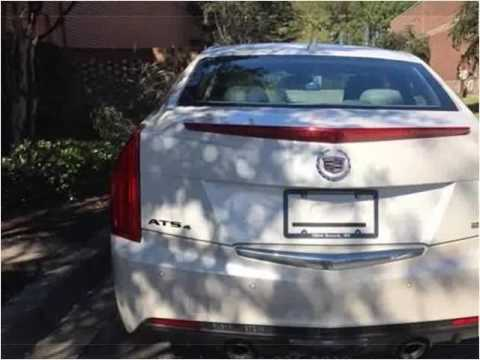 2014 cadillac ats used cars olive branch ms - youtube