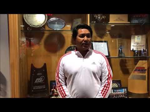 MTEN Head Coach Rex Ecarma post game interview vs Toledo Rockets