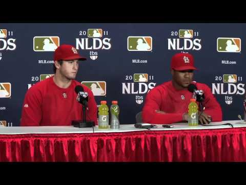 "David Freese ""A Night Like This is Unreal."" - 101ESPN"