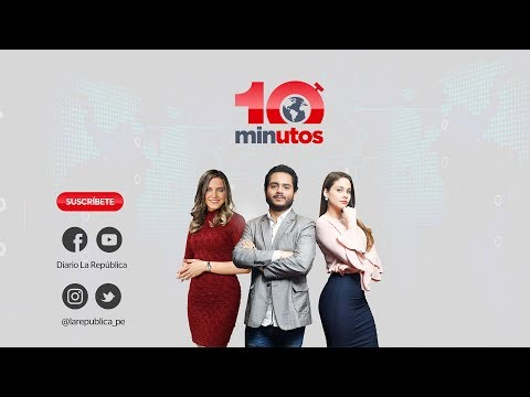 Presentan denuncia constitucional contra Becerril - 10 minutos Edición Tarde