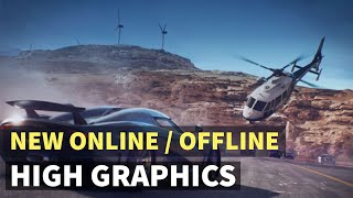 New Offline and Online High Graphics / High Graphics Android Games