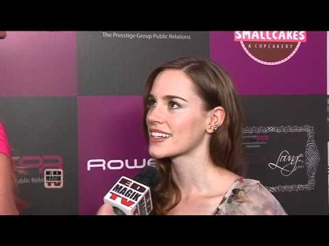 Christa B. Allen  at Legacy Gifting Suite for MTV VMA 2011