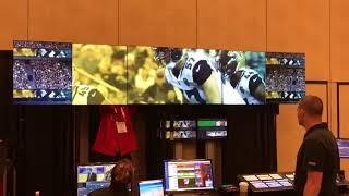Primeview with Ross Video at Sports Video Group's (SVG) 2018 College Sports Summitt