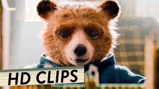 PADDINGTON 2 Alle Clips & Alle Trailer Deutsch German (HD)