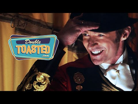 THE GREATEST SHOWMAN MOVIE REVIEW - Double Toasted Review